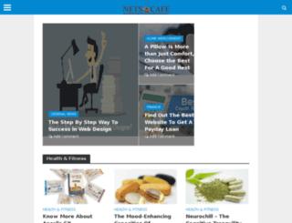 netscafe.org screenshot