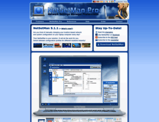 netsetman.com screenshot