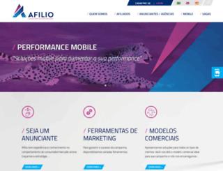 netshoes.afilio.com.br screenshot
