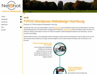 netshot.eu screenshot