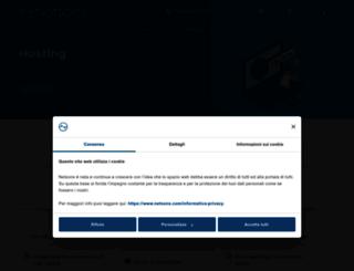 netsons.net screenshot