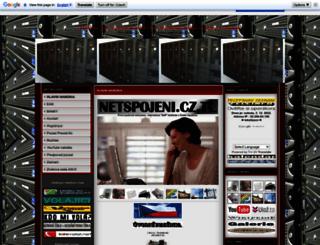 netspojeni.page.tl screenshot