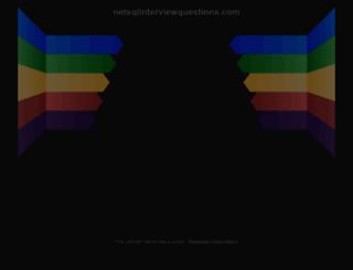 netsqlinterviewquestions.com screenshot