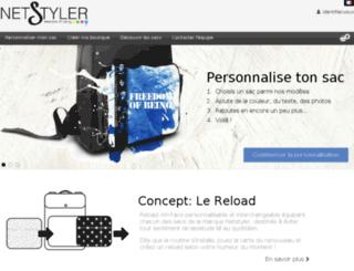 netstyler.com screenshot
