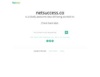 netsuccess.co screenshot