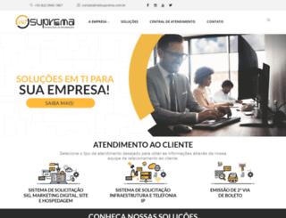netsuprema.com.br screenshot
