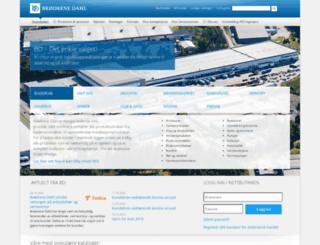 nettbutikk.dahl.no screenshot