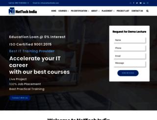 nettechindia.com screenshot