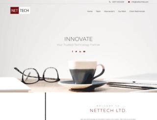 nettechltd.com screenshot