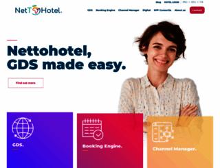 nettohotel.com screenshot