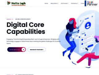 nettologik.com screenshot