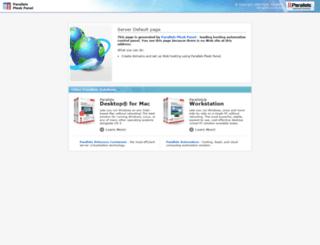 nettraening.dk screenshot