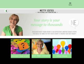 nettyandsamestes.com screenshot