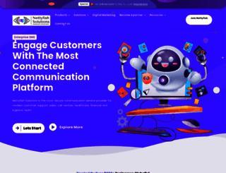 nettyfish.com screenshot