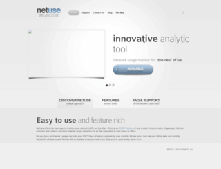 netuseapp.com screenshot
