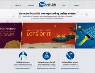 netvertise.com screenshot