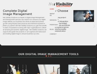 netvisibilitysolutions.com screenshot