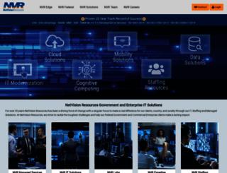 netvisionresources.com screenshot