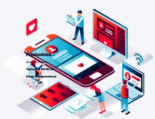 netvistor.pl screenshot