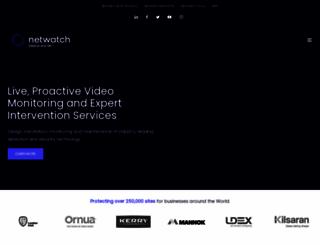 netwatchsystem.com screenshot
