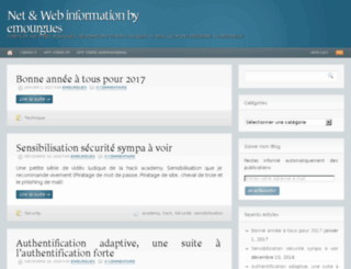 netwebinfo.com screenshot