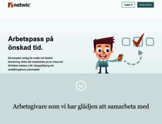 netwic.com screenshot