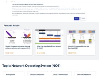 network-technologies.metaswitch.com screenshot