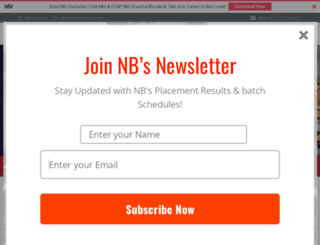 networkbulls.in screenshot