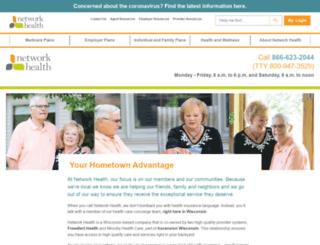 networkhealthmedicare.com screenshot