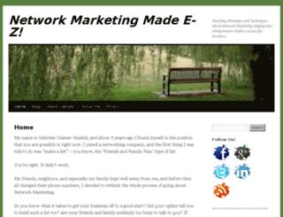 networkmarketingmadeez.com screenshot