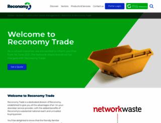 networkwaste.co.uk screenshot