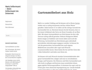 netz-informant.de screenshot