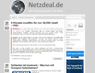 netzdeal.de screenshot