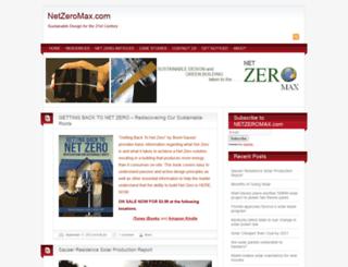 netzeromax.com screenshot