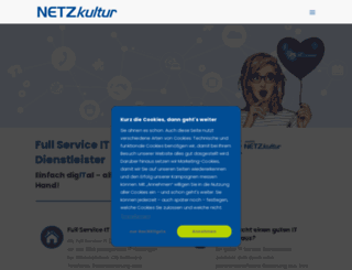 netzkultur.de screenshot
