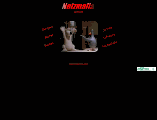 netzmafia.de screenshot