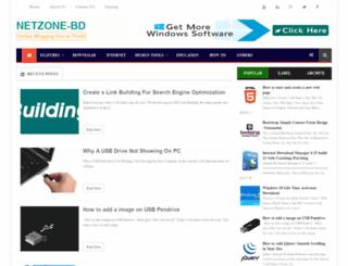 netzone-bd.blogspot.com screenshot