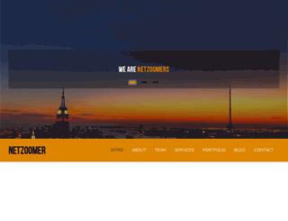 netzoomer.com screenshot