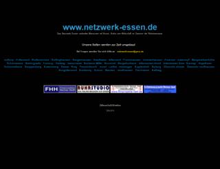 netzwerk-essen.de screenshot