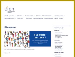 neuchatel.eren.ch screenshot