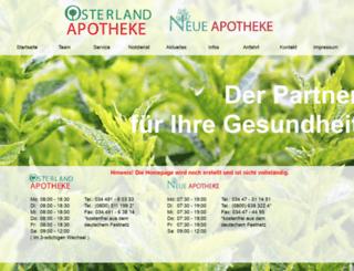 neue-apotheke-abg.de screenshot