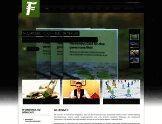 neuesgeld.net screenshot