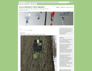 neuesvonulla.wordpress.com screenshot