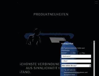 neuheiten.kaldewei.de screenshot