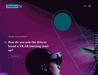 neujuice.com screenshot