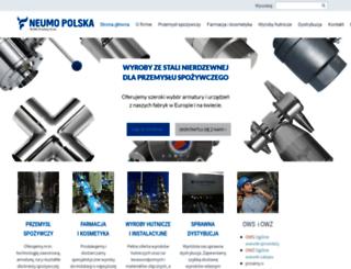 neumo.pl screenshot