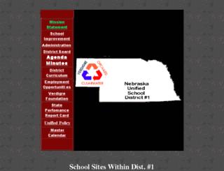 neunified1.esu8.org screenshot
