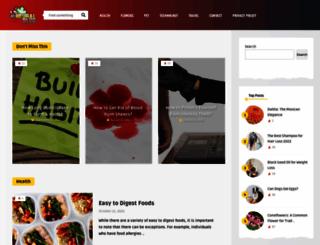 neuralblog.com screenshot