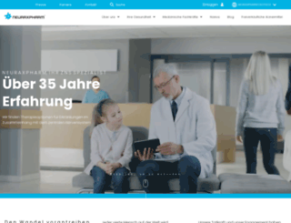 neuraxpharm.de screenshot