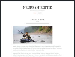 neurehegitik.wordpress.com screenshot